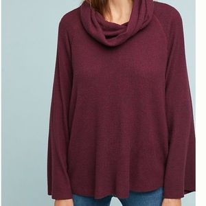 Anthropologie Turtleneck Sweater